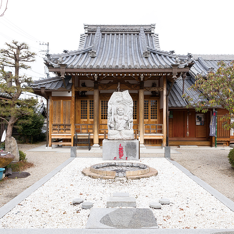 Matsumoto-in,Temple of Shugendo