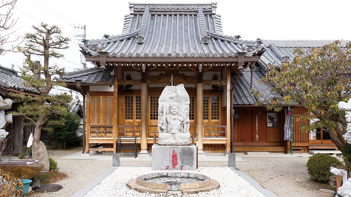 Matsumoto-in,Temple of Shugend