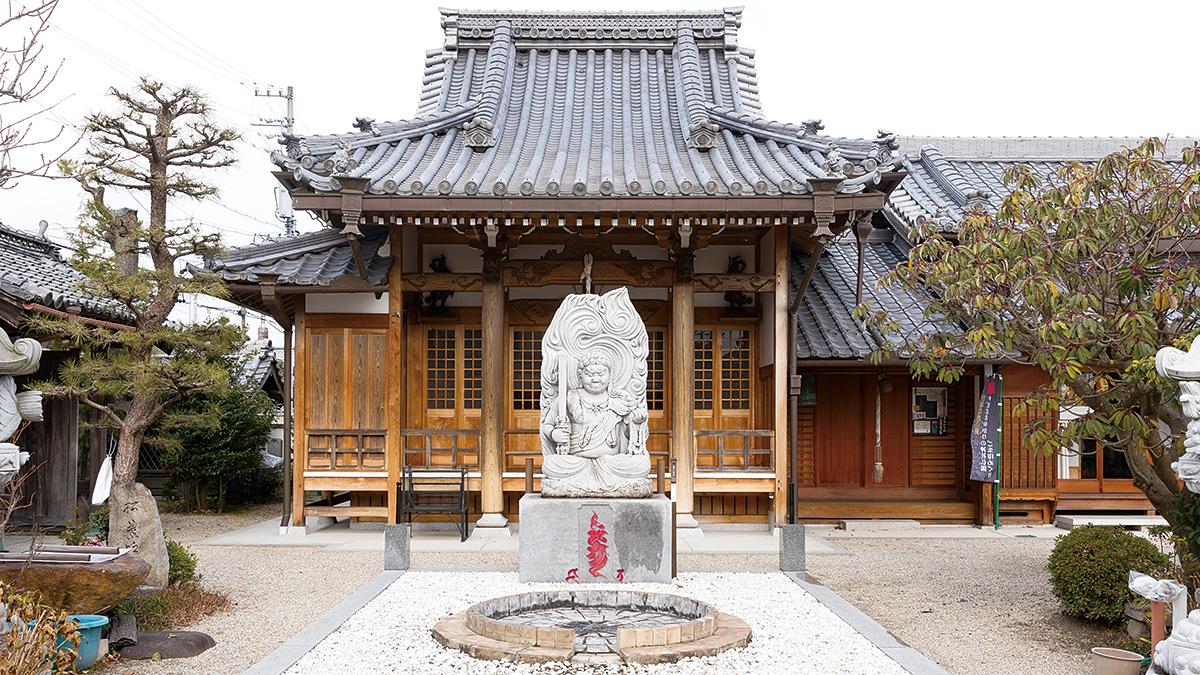 修験道の寺 松本院