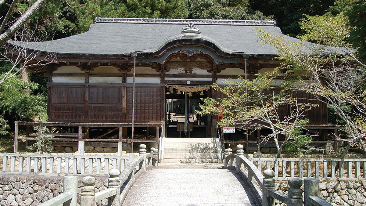 """壬生野地域の<br class=""""sp"""">中世城館群と<br class=""""sp"""">春日神社"""