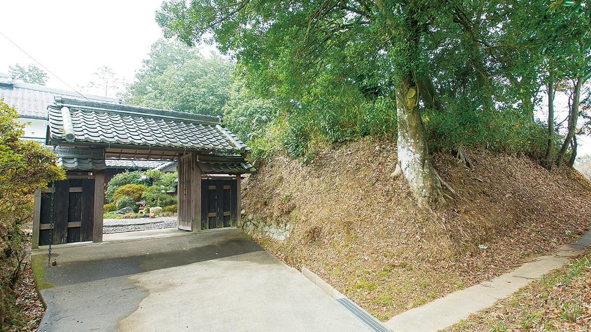 甲賀の中世城館群